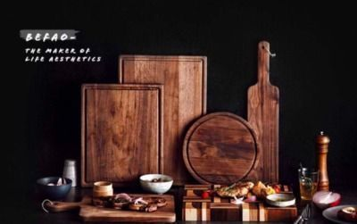 Various Wood Cutting Boards