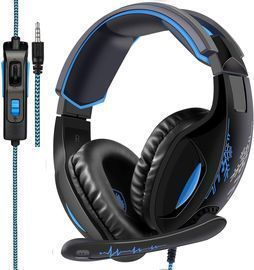 Gaming Headset with Microphone for PS4