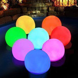 Amazon - Floating Pool Lights $5.49