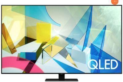 Samsung QN75Q80TA  75 Smart TV + 4 Years Accidental Warranty