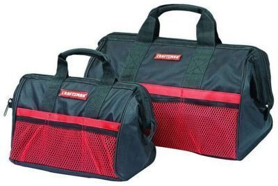 Craftsman Ballistic Nylon Tool Bag Set