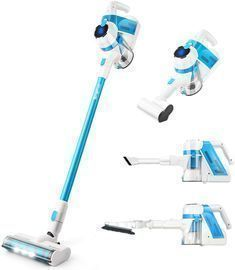 Cordless Vacuum Cleaner with Extra Tools