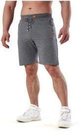 Men Drawstring Shorts