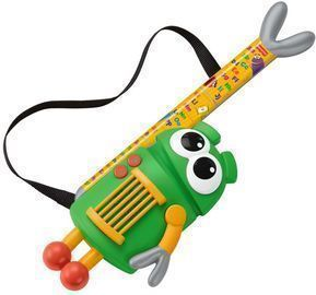 Fisher-Price Storybots A to Z Rock Star Guitar Musical Learning Toy