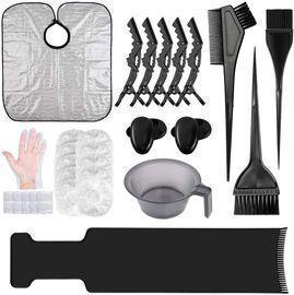 33pc. Hair Dye Brush & Bowl Set