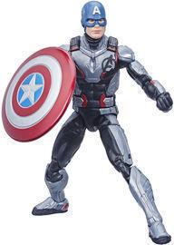 Hasbro Marvel Legends Series 6 Captain America Figure