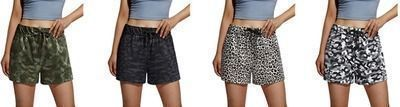 50% Off Select Soft 2.75 Print Athletic Running Lounge Shorts (UPF 50+)