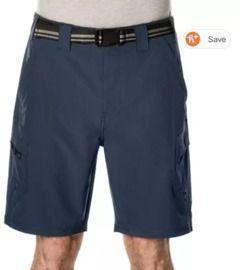Denali Men's Multi Pocket Cargo Shorts
