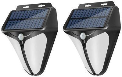 Solar Lights Outdoor with Motion Sensor