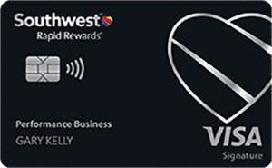 Southwest Airlines - Southwest Rapid Rewards® Performance Business Credit Card   Earn 80K Points w/ $5K in 3 Months