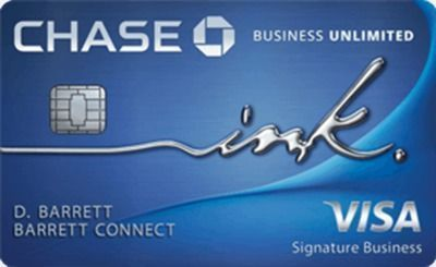 Chase - Chase Ink Business Unlimited® Card | $750 Bonus Cash Back w/ $7,500 in 3 Months