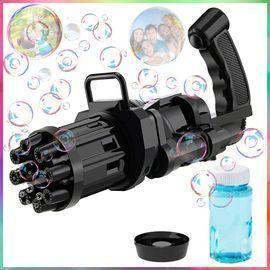 Bubble Machine Gun 8-Hole