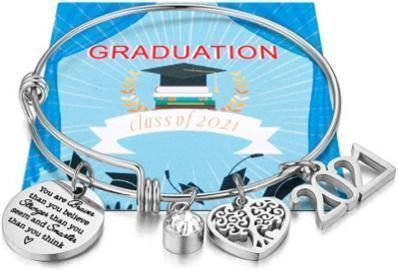 Class of 2021 Graduation Bracelet