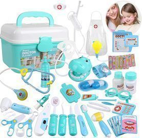 Goodking 45pc. Pretend Doctor Toy Set