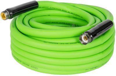 Amazon - 50 Feet Heavy Duty Super Flex Garden PVC Water Hose $28.19