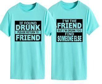 Return to Friend Graphic Shirts