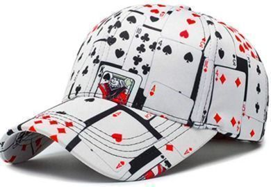 Cotton Baseball Hat Cap