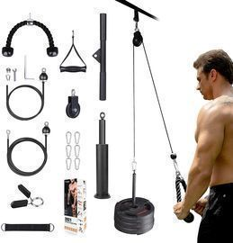 Gym Fitness Pulley System
