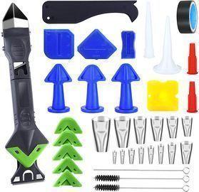 36Pcs 5 In 1 Caulking Tool Kit