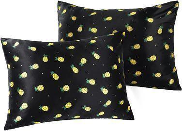 Satin Toddler Pillowcases - 2 Pack