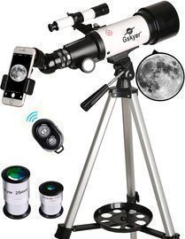 Gskyer 70mm AZ Mount Refracting Telescope