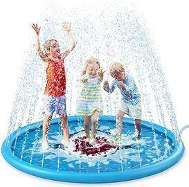 Jasonwell 68 Splash Play Sprinkler Mat