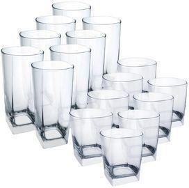 Luminarc Sterling Tumblers 16pc Glassware Set