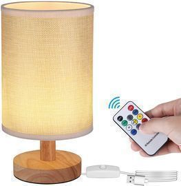 3 Way Dimmable Lamp with Remote