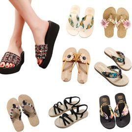 Women's Flip Flops Slides Sandals