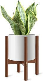 Mid Century Modern Plant Stand for Indoor Plants
