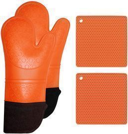 Atemws 15 Silicone Oven Mitts