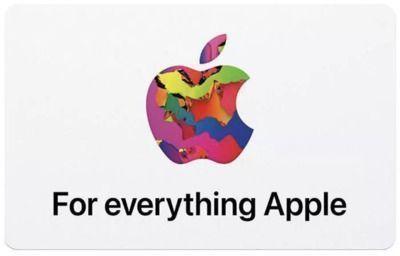 $100 Apple Gift Card + $10 Target Gift Card