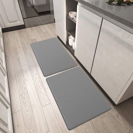 17 x 29 DEXI Kitchen Rugs/Mats (2-Pack)