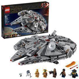 LEGO Star Wars: The Rise of Skywalker Millennium Falcon