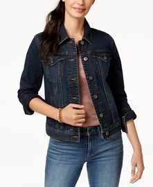 Style & Co Denim Jacket