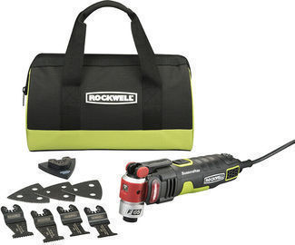 Rockwell 10pc Oscillating Tool Kit
