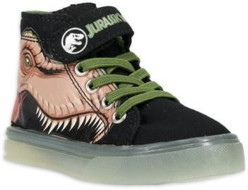 Jurassic World Lighted High Top Fashion Sneaker (Toddler)