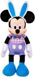 Disney Spring 19 Mickey Mouse in Bunny Outfit Plush