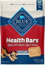 Blue Buffalo Health Bars (Bacon, Egg & Cheese)