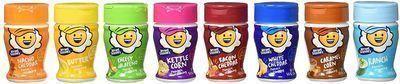 Kernel Season's Popcorn Seasoning Mini Jars Variety 8-Pack