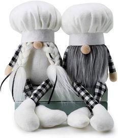 Kitchen Chef Gnome Plush