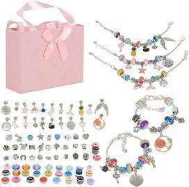 85 pcs Bracelet Making Kit