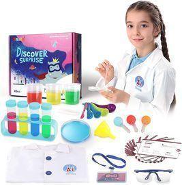 42Pcs Kids Science Kit
