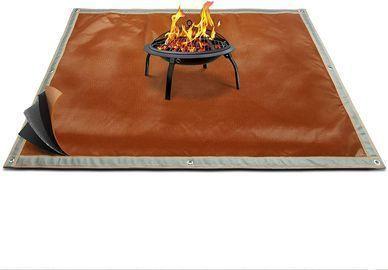 Fire Pit Mat Upgrade