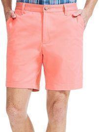Nautica Men's 8.5 Stretch Classic-Fit Deck Shorts