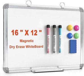 16x12 Dry Erase White Board