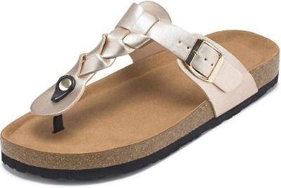 Women's Cork Sandals