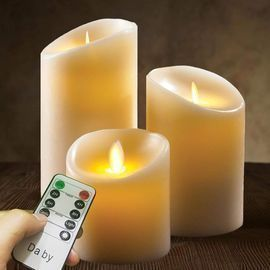 Led Candles Pack of 3