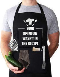 Funny Chef Apron