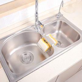 Double Sponge Holder for Sink